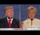 Trump Drains The Swamp In Final Debate