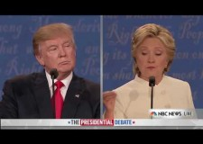 Trump Drains The Swamp In Final Debate